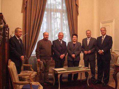 cu ex-presedintii Romaniei